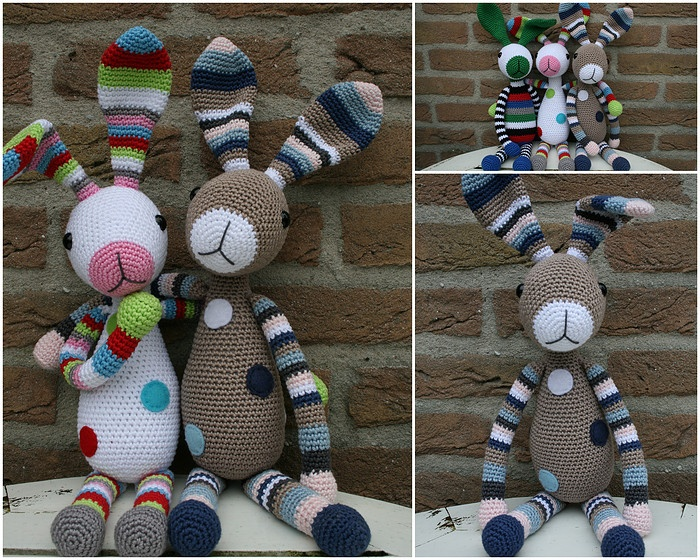 *OLLY* FREE CROCHET PATTERNS.would love to make these for easter gifts.