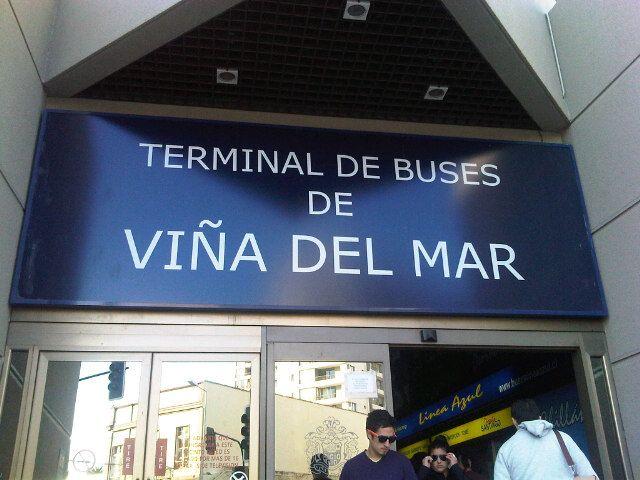 Terminal de Buses Viña del Mar