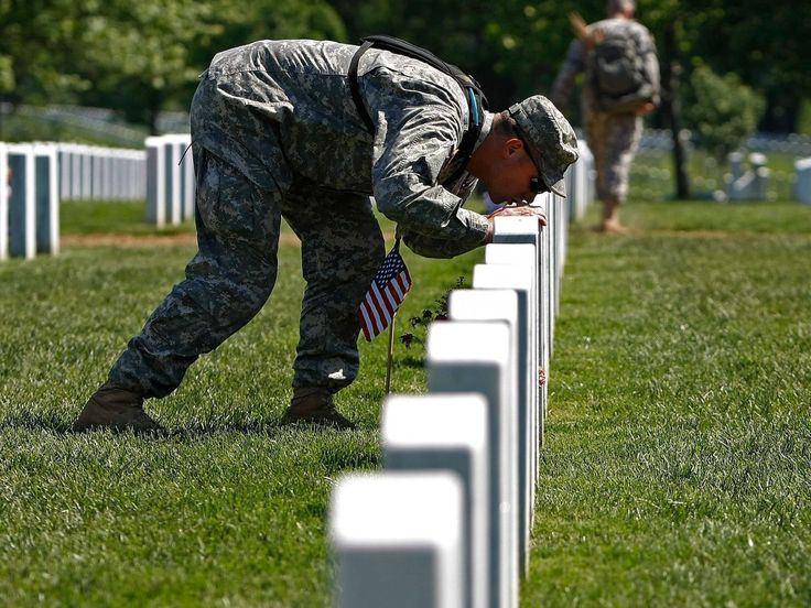 Here's The One Thing Veterans Want You To Know About Memorial Day : businessinsider 5/26/14