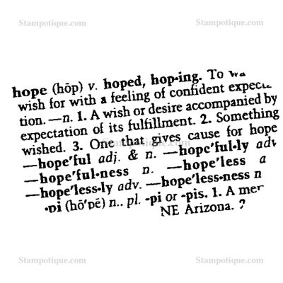 Hope Definition: