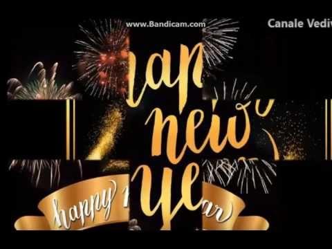Buon Anno A Tutti voi!!