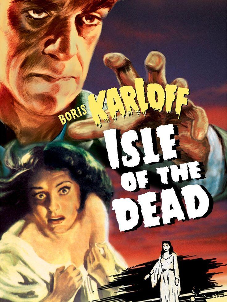 Island Of The Dead Boris Karloff