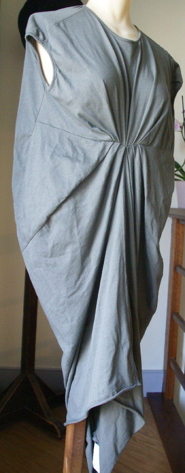 Rick Owens Italy Jersey Dress NWT Barney's $520 00 | eBay