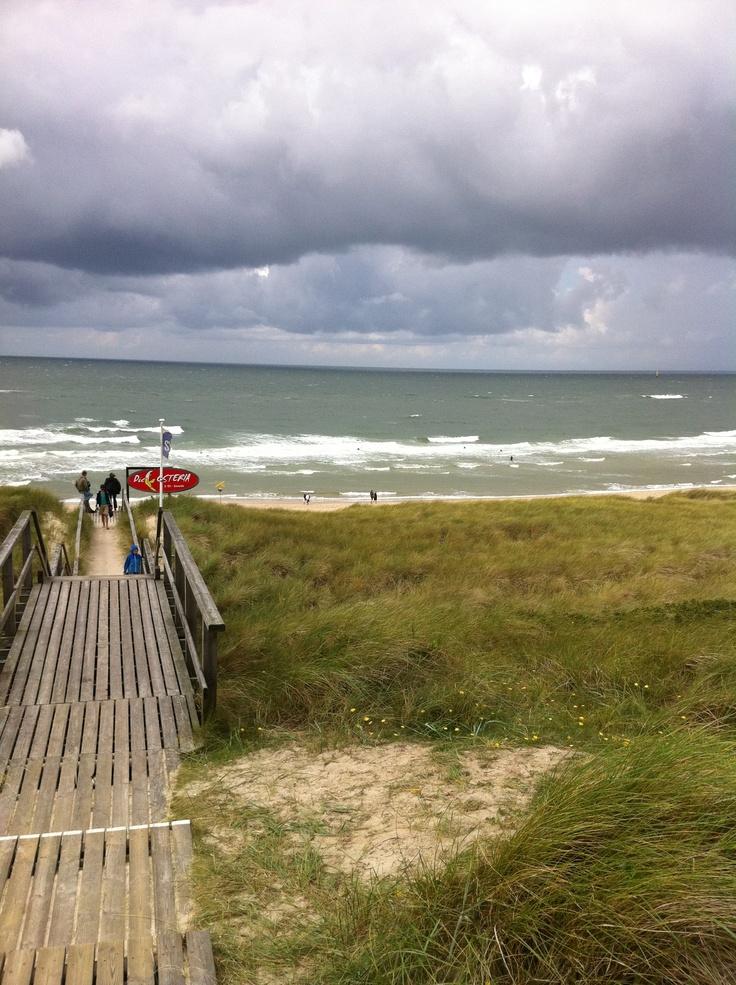 Sylt / Westerland in der Nordsee