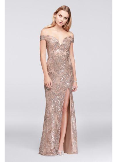cc6e23314e3 Long Sheath Off the Shoulder Formal Dresses Dress - City Triangles ...