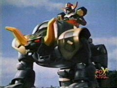 Torozord - Power Rangers Lost Galaxy | Power Rangers Central