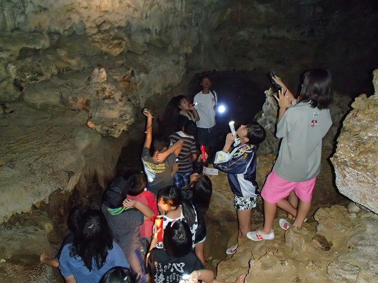 環境教育修学旅行~洞窟探検~ - http://www.natural-blue.net/blog/info_9540.html