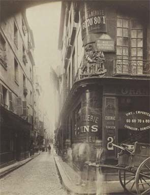eugene atget - paris 1899  One of my favorite photographers of all time