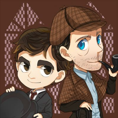 House and Wilson by vivzer.deviantart.com on @deviantART