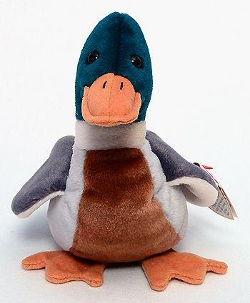 Jake - Mallard Duck - Ty Beanie Babies
