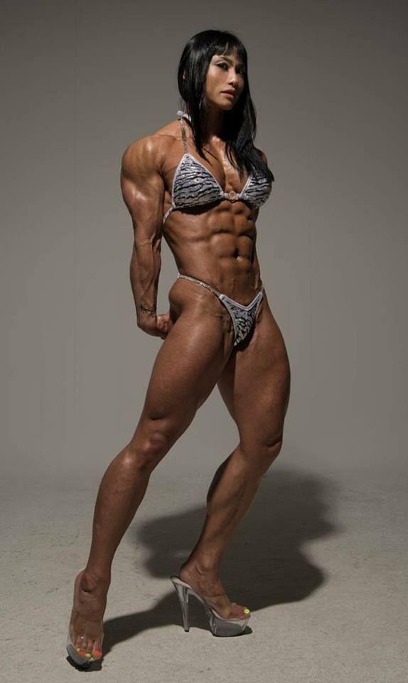 asian-mountain-girl-woman-women-her-muscular-frame-panther