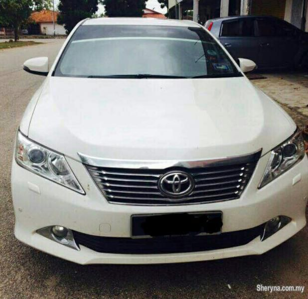 Used TOYOTA CAMRY 2013 for sale, RM23,900 in Putra Heights, Selangor, Malaysia. Toyota Camry 2. 0G (A) 2000cc Auto New facelift Full Sp