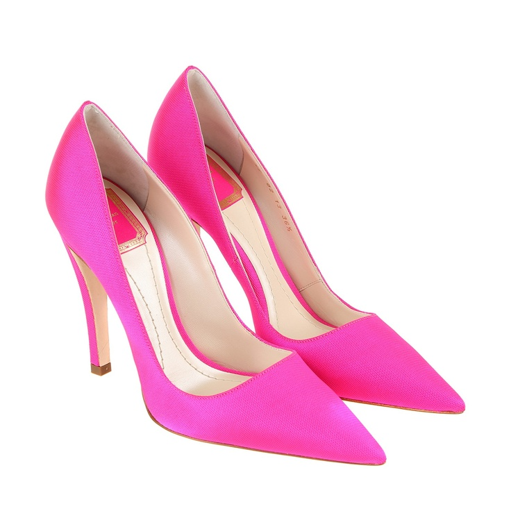 100% authentic cheap price Christian Dior Woven Pointed-Toe Pumps cheap sale marketable free shipping under $60 cheap sale outlet lMHE4
