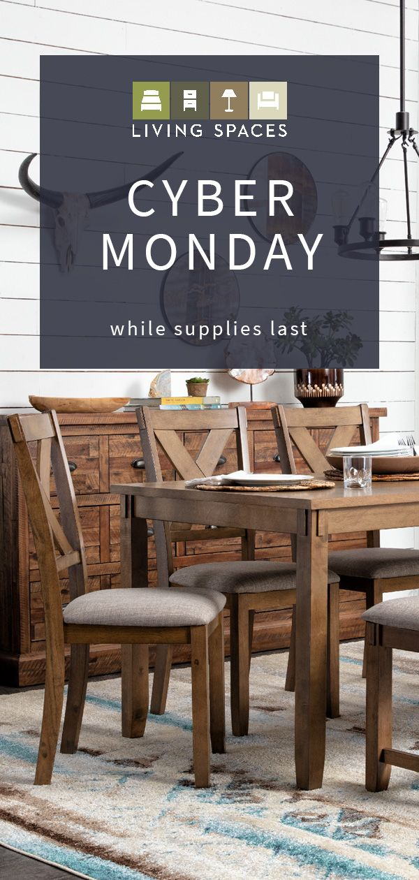 Check Out Our Cyber Monday Deals Here Dining Rooms Log