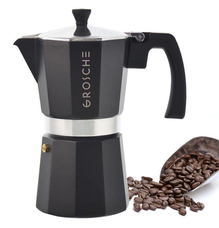 Italian coffee maker MIlano by grosche