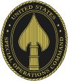 United States Special Operations Command Insignia.svg