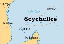 Around the World in 235 Days ~ Day  (April 12 2012): Pray for Seychelles (Africa).