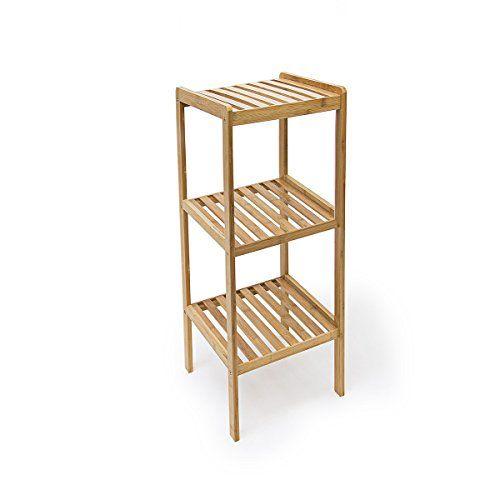 Viele Verschiedene Bambusregale In Der Übersicht. Küchenregale, Regale Für  Das Badezimmer Und Eckregale Mit Und Ohne Schubladen Aus Massiven  Bambusholz.