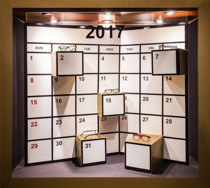 Visual Merchandising Arts - Holiday Window Displays