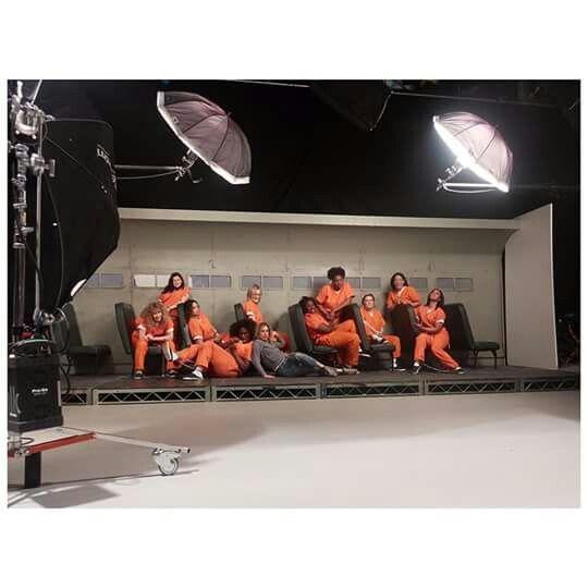 Arancione è il nuovo cast di dating nero