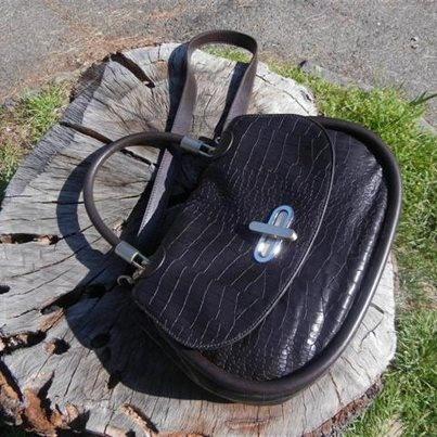 ...borse invernali che prendono il sole :)