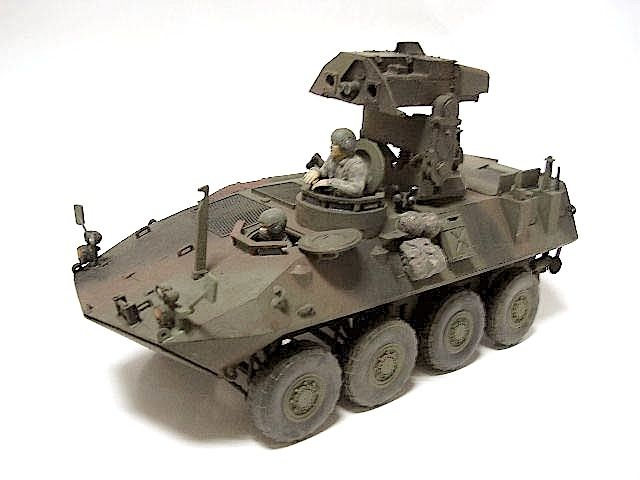 Armorama :: LAV-AT: Lesson in Frustration? by Werner Kampfhofer