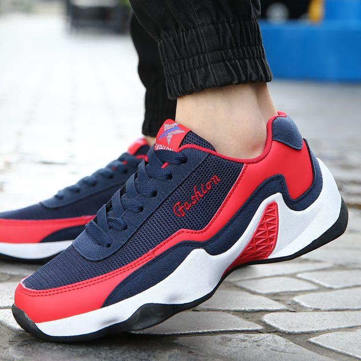 2017 Basketball Shoes zapatillas deporte Men's Breathable Outdoor Active Mesh Shoes mens basketball shoes tenis basquete #Affiliate