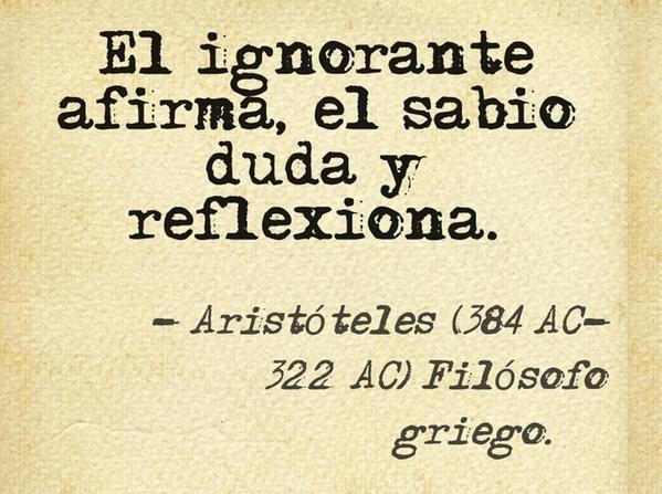 Reflexiona, siempre reflexiona........  www.organiza.com.es