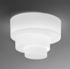 Leucos Loop PL Ceiling Light Designed by R. Toso, N. Massari & Associati  - Contemporary Flush Mount Ceiling Lighting - Brand Lighting Discount Lighting - Call Brand Lighting Sales 800-585-1285 to ask for your best price!