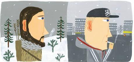 Suomalaiset ovat geneettisesti harvinaisen jääkautinen kansa - Maahanmuutto - Sunnuntai - Helsingin Sanomat