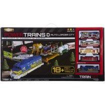 Power Train Auto Loader City