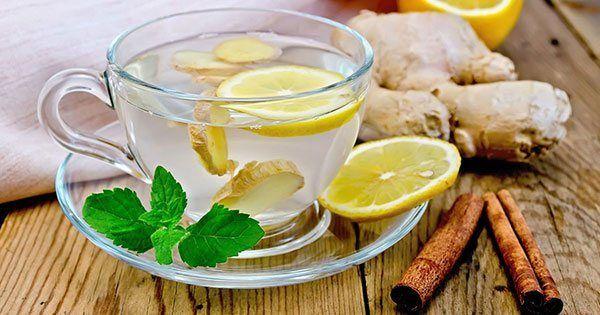 Ingwerwasser und Ingwertee – 10 erstaunliche Effekte