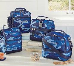 Kids' Lunch Bags, Girls' & Boys' Lunch Bags | Pottery Barn Kids