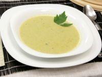 Spárgakrém leves