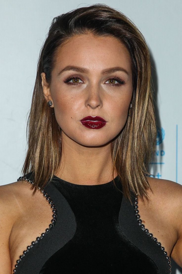 Camilla Luddington Attends The 2015 Unicef Black Amp White