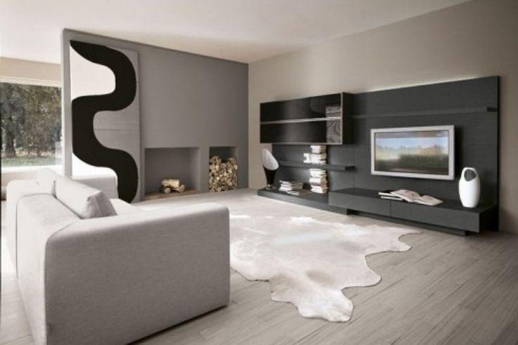 wohnzimmer farbgestaltung wohnzimmer grau freshouse moderne wohnzimmer ...