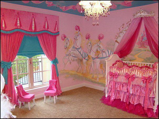 162 Best Girls Bedroom Images On Pinterest | Princess Bedrooms, Bedrooms  And Bedroom Ideas