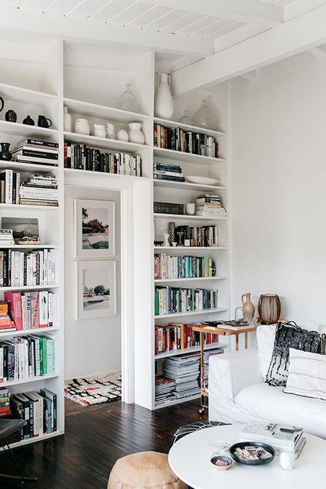 Die besten 25+ Raumteiler bücherregal Ideen auf Pinterest Baum - bucherregal aus holz originelles design info new