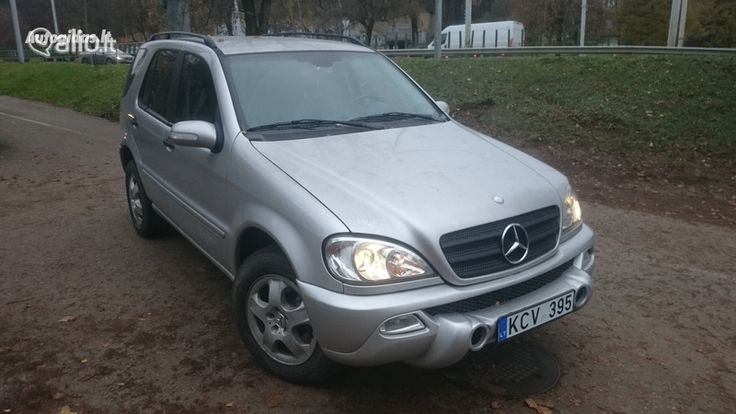 Mercedes-Benz ML 270, 2.7 l.,  Visureigis