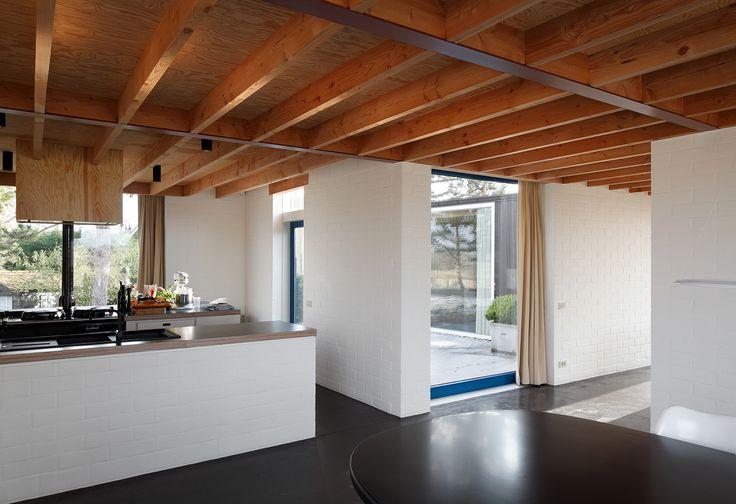 Dierendonckblancke Architects: house BRS — Thisispaper — What we save, saves us.