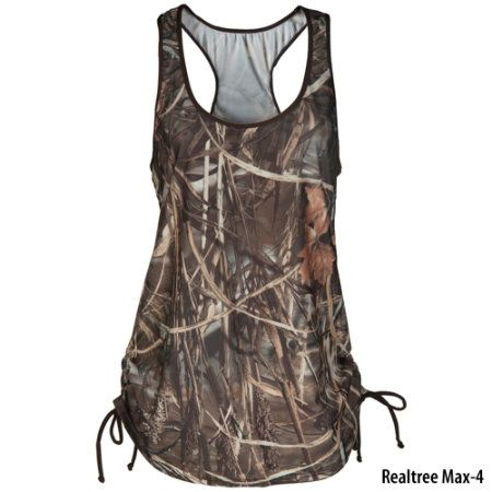 Realtree Girl Womens Cover-Up With Adjustable Ties- Gander Mountain
