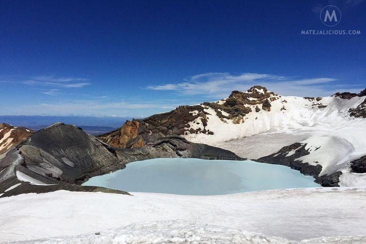 Mount Ruapehu Crater Lake - Matejalicious Travel and Adventure