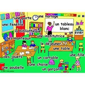 French Language | Educational Jigsaw Puzzles