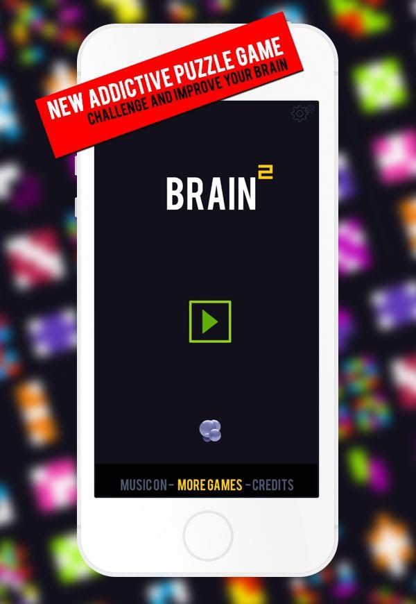 Brainsquare new Rules #puzzle #game #ui #Ios7