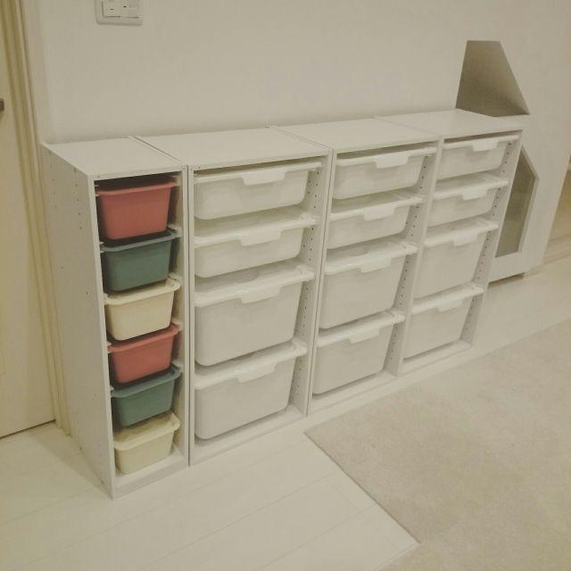 5844035c69 などのインテリア実例 | roomclip(ルームクリップ) 壁面収納 ( wall storage )