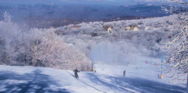 North Carolina Ski Resorts near Asheville #LocalFlavor AVL  www.LocalFavorAVL.com