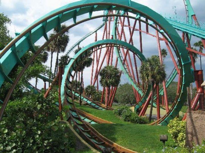 Busch Gardens Tampa in Tampa, FL