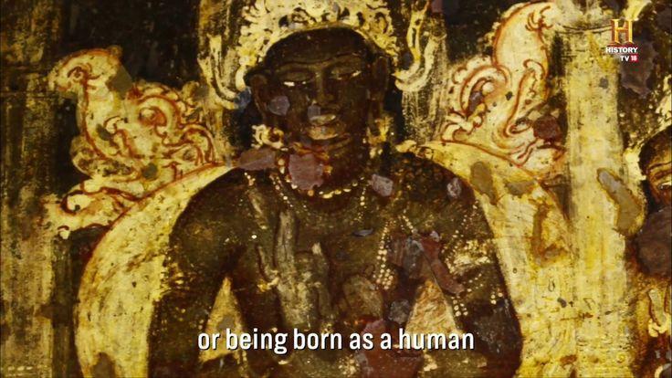 Ajanta Caves - India's Mysterious Secret - Ancient Aliens - HISTORY TV18