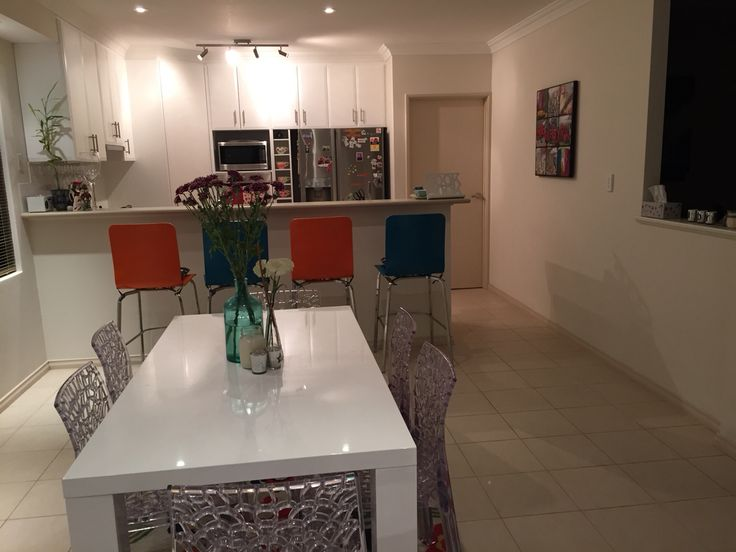 Kitchen dining decor