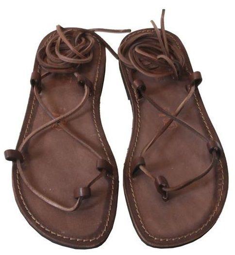Men Strappy Sandals Mens Leather Sandals Pinterest